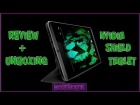 V�deo: Unboxing + Review Tablet Nvidia Shield K1 (Espa�ol Analisis Videojuego Portatil Tegra)