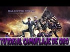 Saints Row 4 | Tutorial Camuflaje Oro para armas