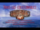 Bioshock Infinite - Todos los coleccionables // All Collectible Locations