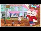 V�deo: Animal Crossing Happy home Designer #14 - �El centro comercial!