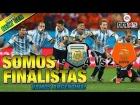 V�deo FIFA 14 FIFA14 | Argentina Vs Holanda Penales World Cup 2014 | Tributo Relatos de Pablo Giralt + FIFA14