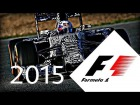 V�deo: F1 2015 | FVaLL Trailer | Burning The Asphalt