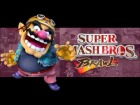 V�deo: Super Smash Bros Brawl - Wario Ware Twisted-Mona Pizza (Japanese) - (HD)