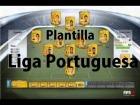 Fifa 14 Ultimate Team | Plantilla - Liga Portuguesa