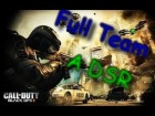 V�deo Call of Duty: Black Ops 2: FULL TEAM #1: FULL TEAM A DSR