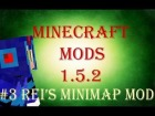 |Minecraft Mods 1.5.2| Dercarga Instalaci�n y Review de Rei's Minimap Mod