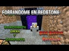 NETHER, REDSTONE Y MAS REDSTONE #4 | TUTORIAL PARA NOVATOS | NEON