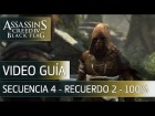 Assassin's Creed 4 Black Flag Walkthrough - Secuencia 4 - Nada es verdad al 100%