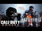 V�deo Call of Duty: Ghosts: �Battlefield4 o Call of Duty Ghost? �Cu�l escoger?