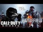 �Battlefield4 o Call of Duty Ghost? �Cu�l escoger?