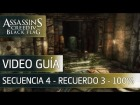 Assassin's Creed 4 Black Flag Walkthrough - Secuencia 4 - El secreto enterrado del sabio al 100%
