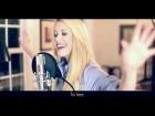 "V�deo: Disney's Frozen ""Let It Go"" - Idina Menzel (Cover by Elizabeth South) - with Lyrics"