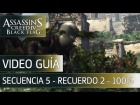 Assassin's Creed 4 Black Flag Walkthrough - Secuencia 5 - Vendedor ambulante al 100%