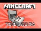 Tienda Eficaz y Segura - F�cil de Hacer - Minecraft