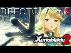 Video: Xenoblade Chronicles 2 - Directo #13 Español - Guia al 100% - Historia de Mythra - Nintendo Switch