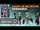 V�deo Destiny DESTINY EL REY DE LOS POSEIDOS | LA CA�DA DEL REY | ARMADURAS DE LA INCURSI�N