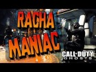 Gameplay COD: Ghosts | Racha de Maniac | Flooded | JohnTex
