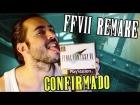 V�deo: EL REMAKE DE FINAL FANTASY VII CONFIRMADO!!!   El d�a m�s feliz de mi vida jaja