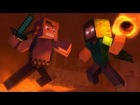 "V�deo Minecraft: ""Take Back the Night"" - A Minecraft Original Music Video"