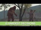 V�deo: The 6 Hardest Decisions in Games (That You'll Get Wrong Either Way)