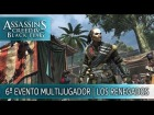 V�deo Assassin's Creed 4: Sexto evento multijugador de AC4 Black Flag - Los renegados
