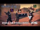 V�deo Destiny Destiny - Walkthrough #16 - Marte - Zona de Exclusi�n - Coop - Dif�cil - Espa�ol - Gu�a 100%