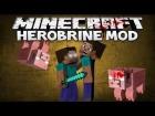 Herobrine MOD - Minecraft 1.7.2 - Instalaci�n , Descarga y Reviews