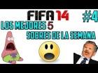 Los Mejores 5 Sobres De La Semana | Fifa 14 Ultimate Team | Reacciones #4