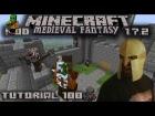 Gran Tutorial 100% de Medieval Fantasy MOD para Minecraft 1.7.2 en Espa�ol