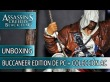 Assassin's Creed 4 Black Flag - Unboxing Buccaneer Edition PC + Colecci�n AC de ЈuaимaWL
