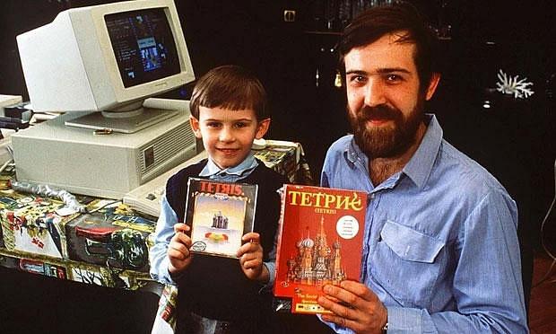 Habrá película basada en el origen del clásico Tetris,se centrara en la figura de Alexey Pajitnov. Tetris-3239758