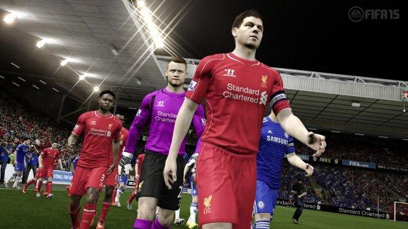 FIFA 15, lo más reservado tras la Gamescom en Gran Bretaña
