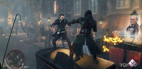 Assassin's Creed Victory presenta suculentos recursos para dotar de variedad a los combates.