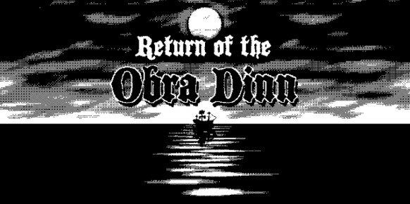 para compatibles que responde al nombre de Return of the Obra Dinn
