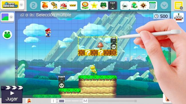 Imagen de Super Mario Maker