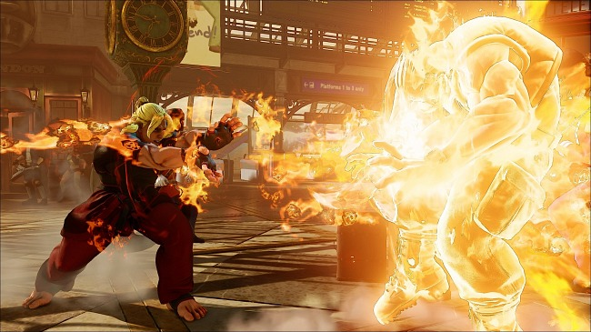 Street Fighter 5 specific minimum and recommended system requirements