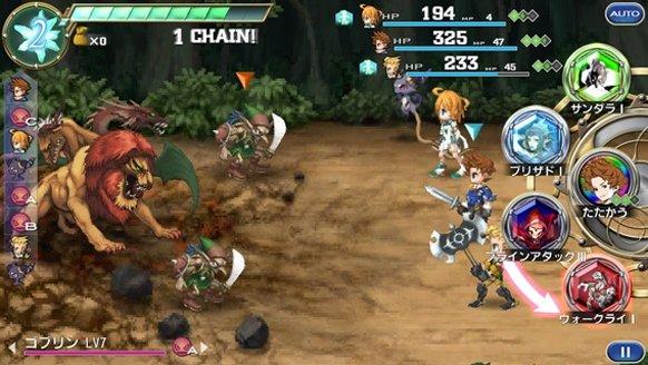 Square Enix prepara dos nuevos juegos de Final Fantasy para