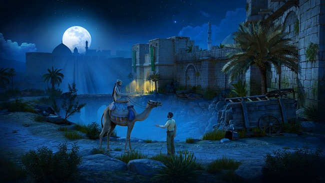 Lost Horizon 2 confirms your PC release on October 2