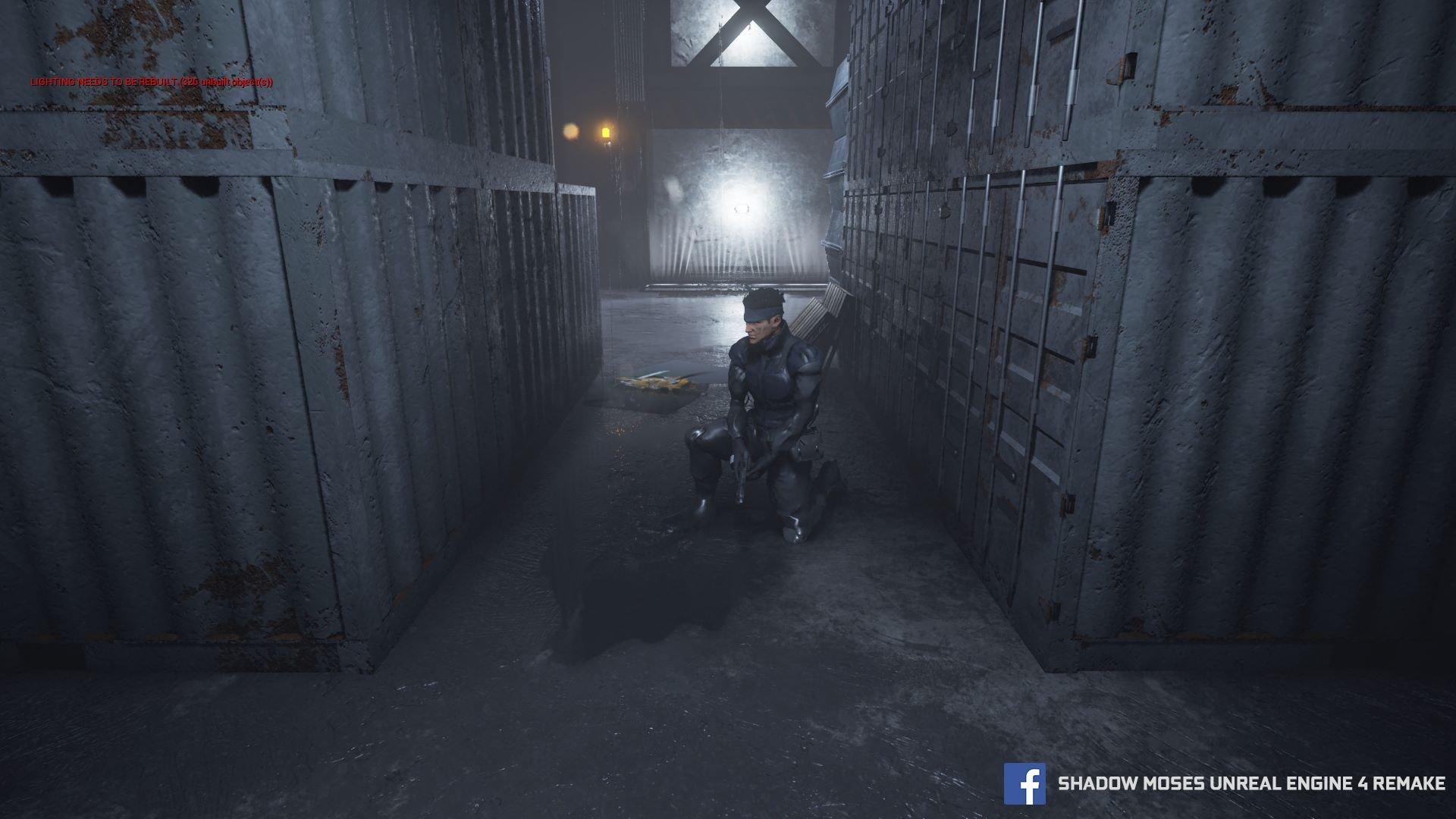 Shadow Moses, el ambicioso remake patrio de Metal Gear Solid en Unreal Engine 4 Shadow_moses-3266422