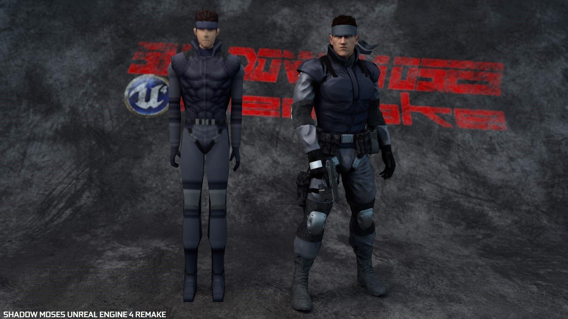 Shadow Moses, el ambicioso remake patrio de Metal Gear Solid en Unreal Engine 4 Shadow_moses-3266426