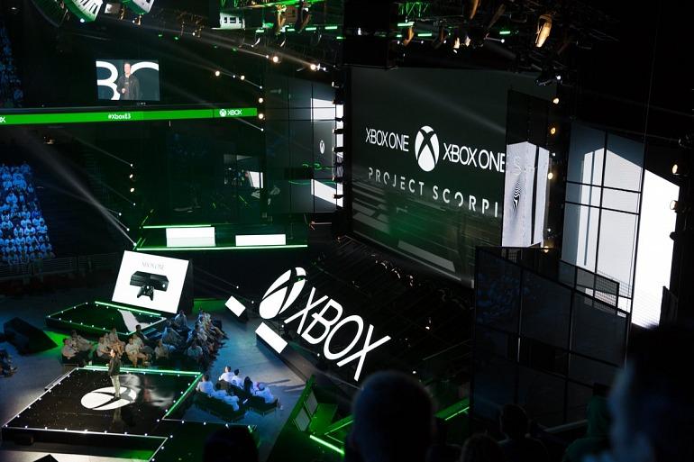 #E3DJuegos Project Scorpio: Microsoft no recomienda comprarla si no tenemos una TV de 4K