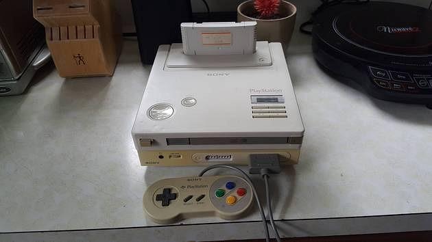 Sale a la luz un prototipo de la PlayStation SuperNES que preparaban Sony y Nintendo _logos_-3137466