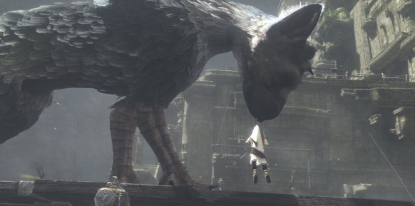 The Last Guardian (PlayStation 3)