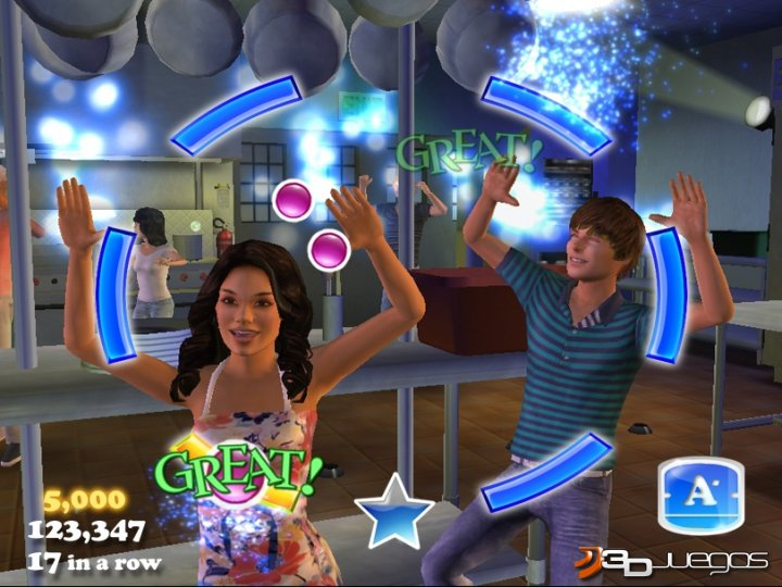 juegos gratis de high school musical: