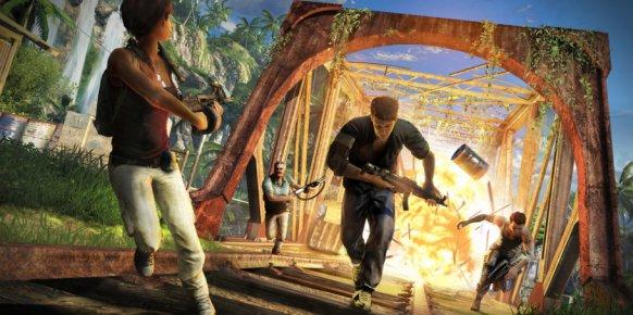 Far Cry 3 lidera las ventas semanales en el Reino Unido
