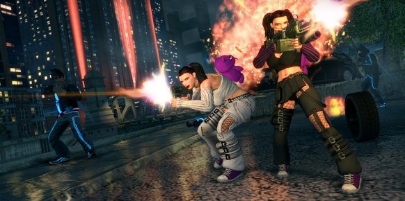 Saint&#39;s Row: The Third