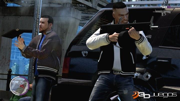 Grand Theft Auto: The Ballad of Gay Tony Wikipdia