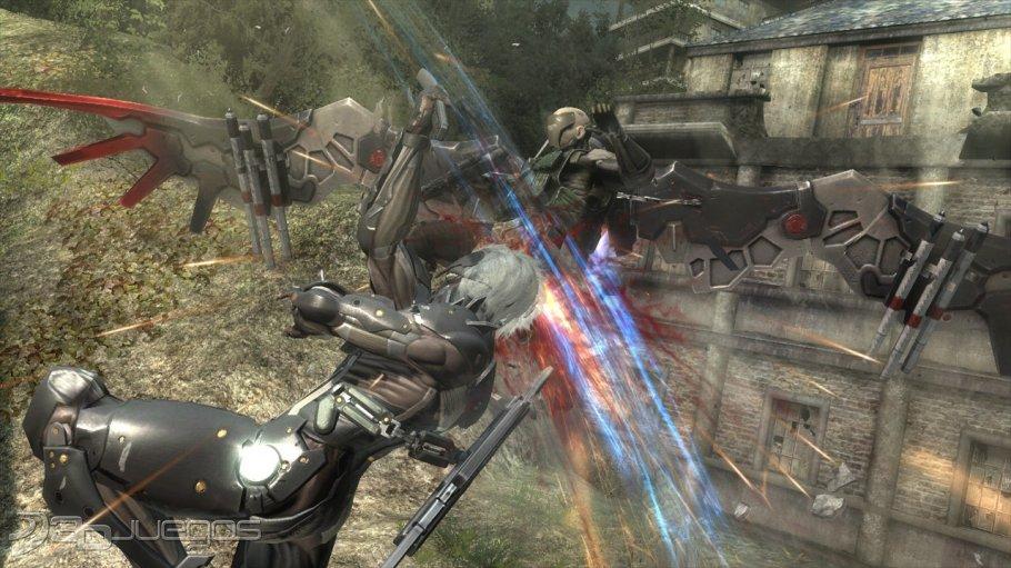 Imagenes Metal Gear Rising Revengeance XBOX 360