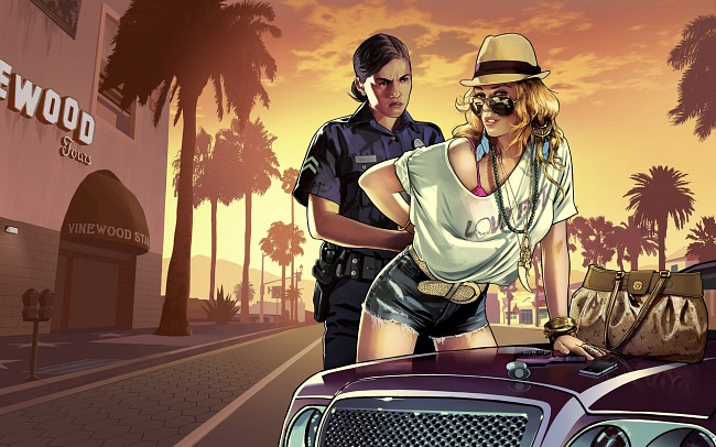 Grand Theft Auto franchise