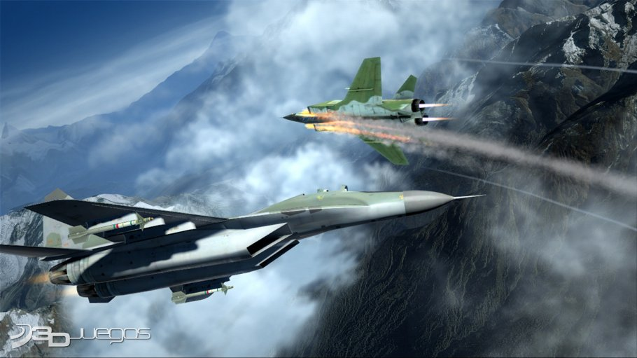 Imagenes Tom Clancys Hawx 2 PC